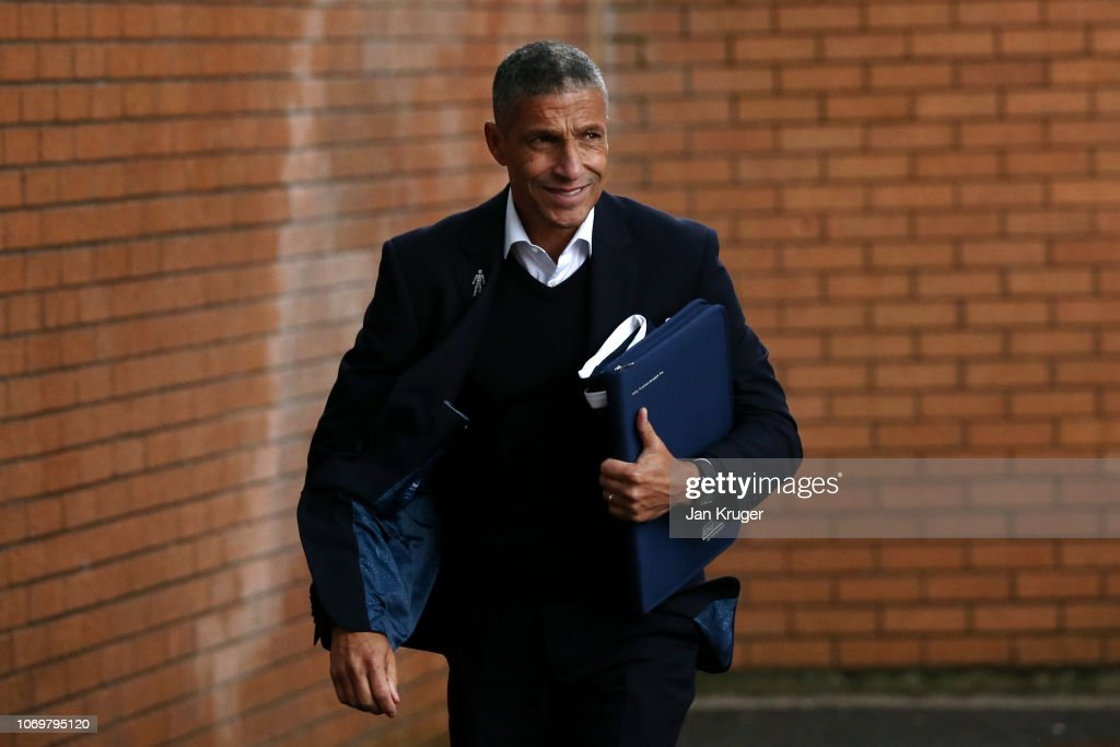 Burnley FC v Brighton & Hove Albion - Premier League : News Photo