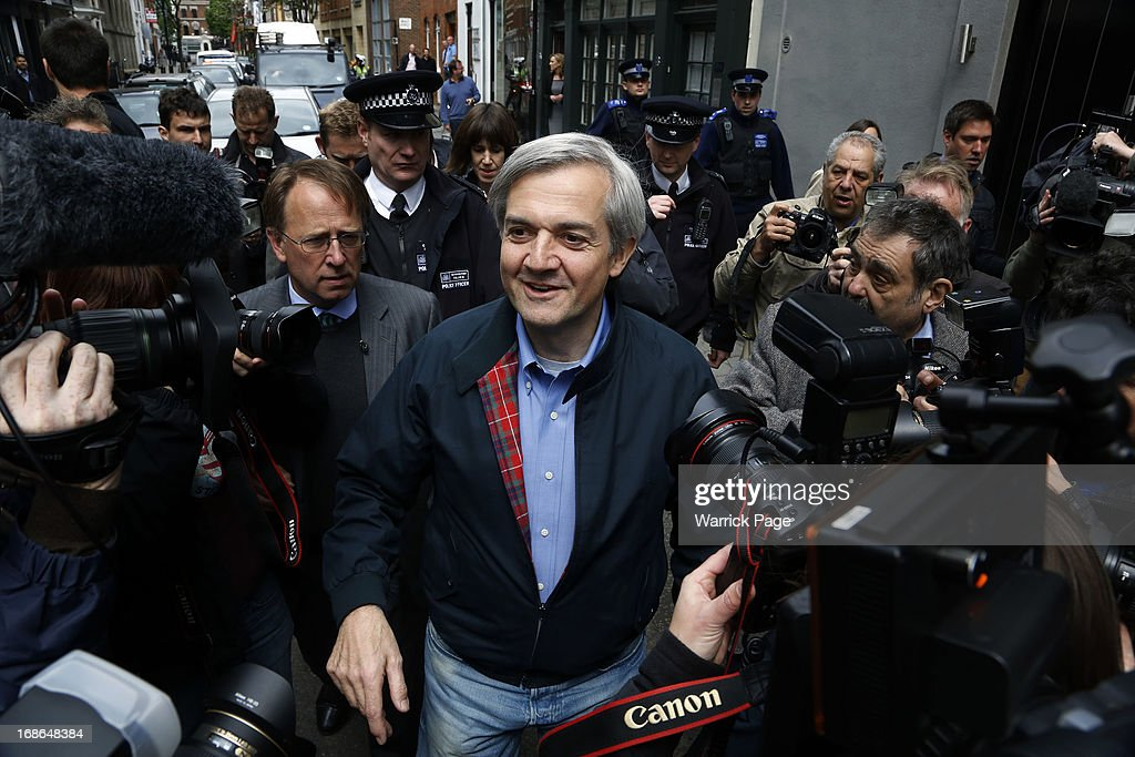 Chris Huhne Released From Prison