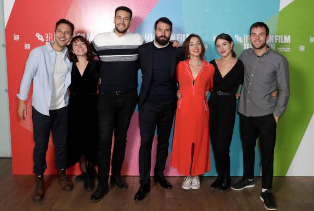 "GBR: ""Pink Wall"" European Premiere - 63rd BFI London Film Festival"