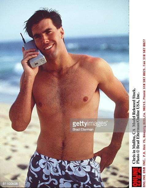 Chris In Malibu, Ca Model Released Stock.