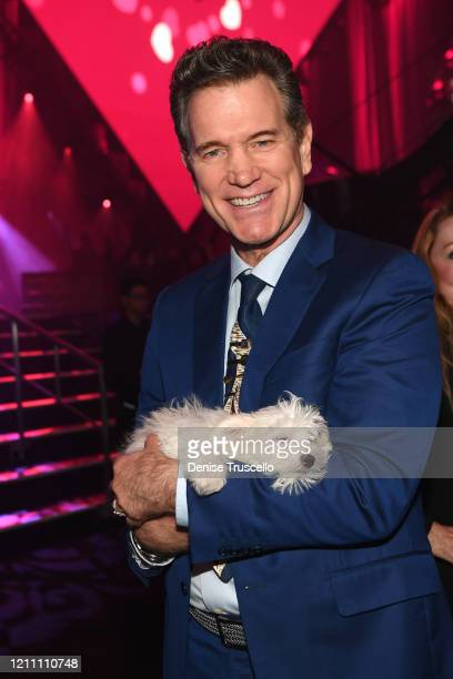 Chris Isaak attends the 24th annual Keep Memory Alive 'Power of Love Gala' benefit for the Cleveland Clinic Lou Ruvo Center for Brain Health at MGM...