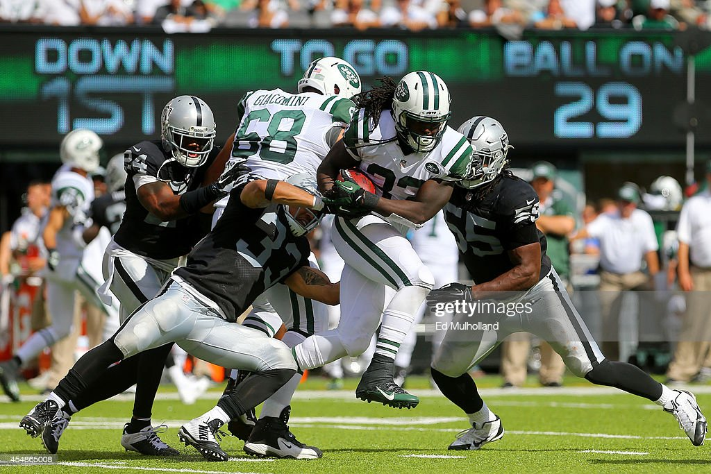 Oakland Raiders v New York Jets