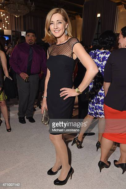 Chris Jansing attends Time and People's annual cocktail party on White House Correspondents' Weekend at St Regis Hotel on April 24 2015 in Washington...