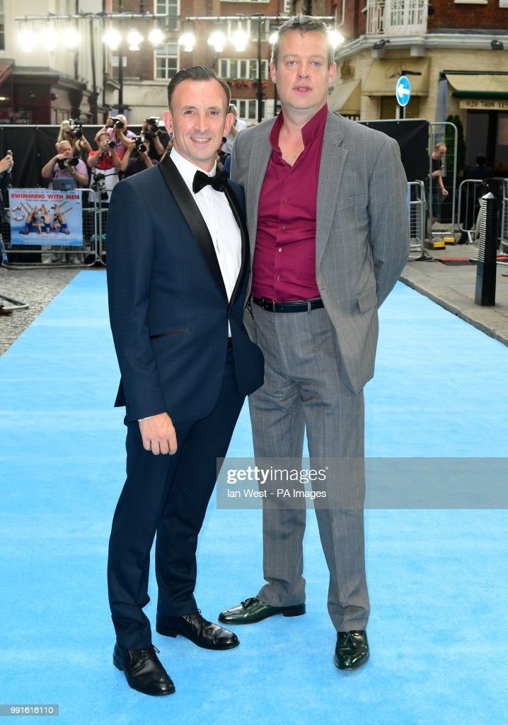 Swimming with Men Premiere - London Pictures | Getty Images