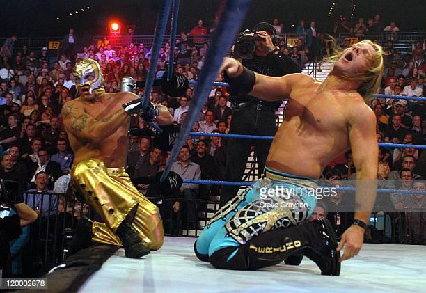 Chris Jerico and Rey Mysterio