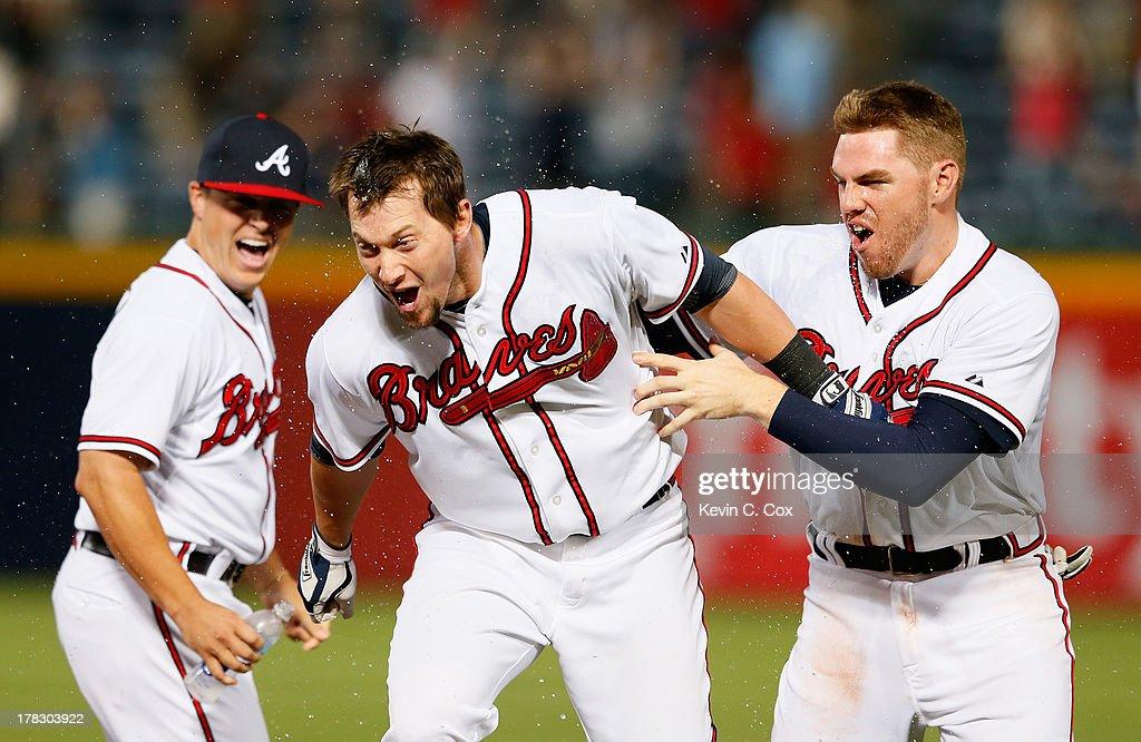 Cleveland Indians v Atlanta Braves