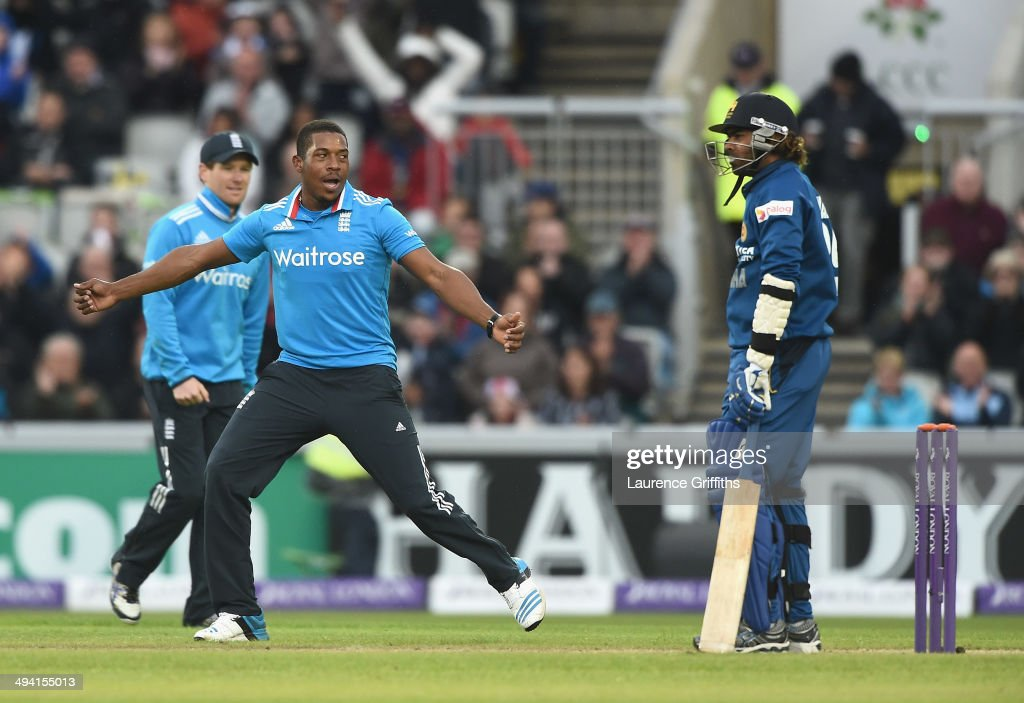England v Sri Lanka - 3rd ODI: Royal London One-Day Series