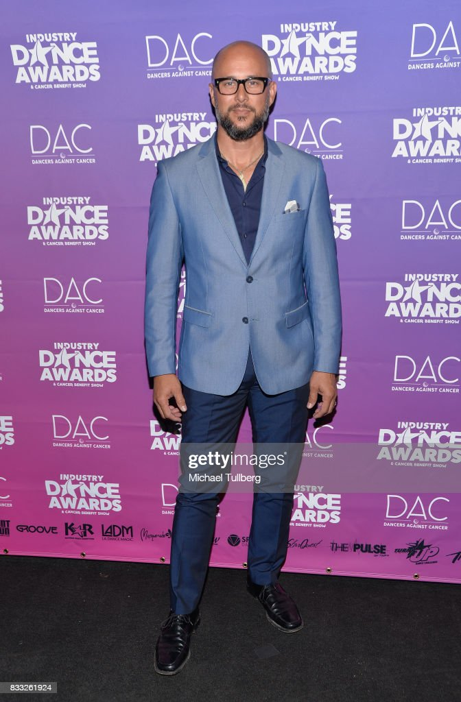 Chris Judd attends the 2017 Industry Dance Awards and Cancer Benefit Show at Avalon on August 16, 2017 in Hollywood, California.