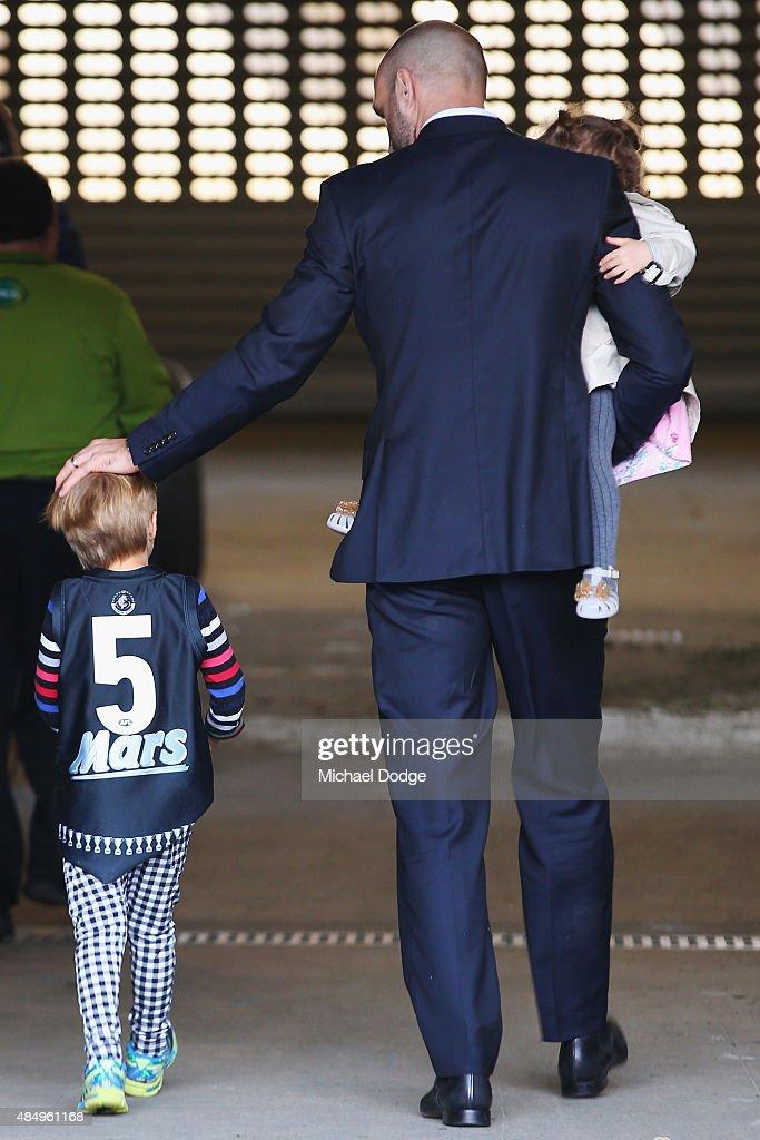 AFL Rd 21 - Carlton v Melbourne