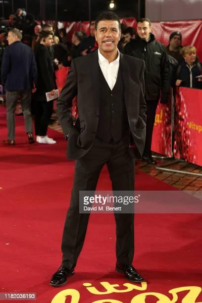 Chris Kamara attends ITV Palooza at The Royal Festival Hall on November 12 2019 in London England
