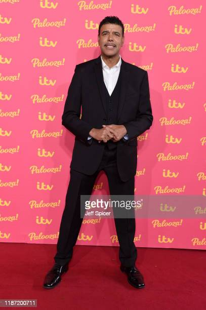 Chris Kamara attends the ITV Palooza 2019 at the Royal Festival Hall on November 12 2019 in London England