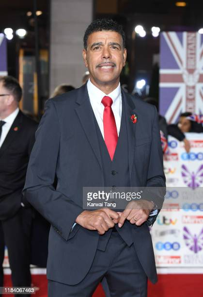 Chris Kamara attends the Pride Of Britain Awards 2019 at The Grosvenor House Hotel on October 28 2019 in London England
