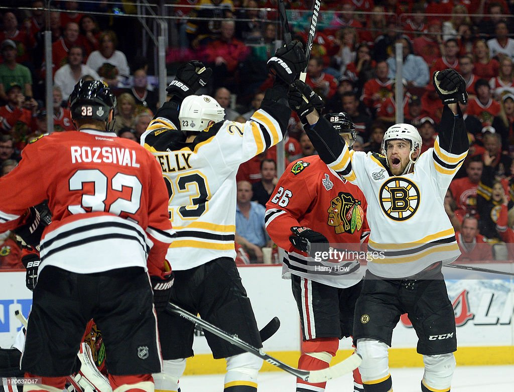 2013 NHL Stanley Cup Final - Game Two