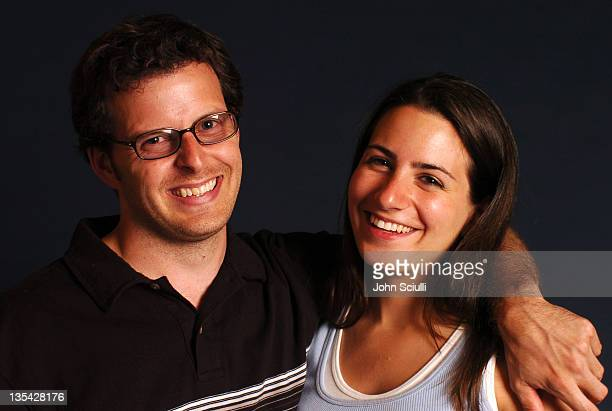 Chris Kenneally director and Danielle Franco director