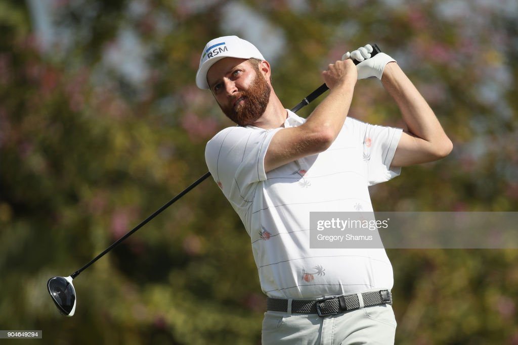 Sony Open In Hawaii - Round Three : News Photo