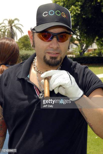 Chris Kirkpatrick of N Sync attends the 2007 Deutsche Irie Weekend Celebrity Golf Tournament Miami Beach Florida