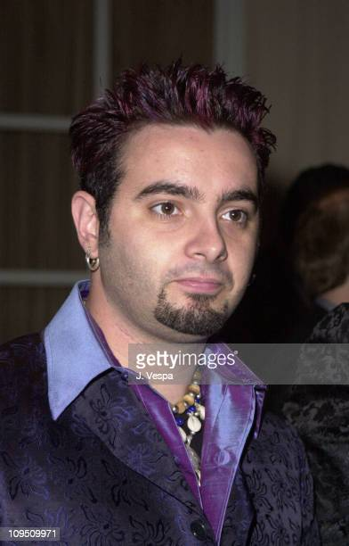 Chris Kirkpatrick of NSYNC during The 43rd Annual GRAMMY Awards Clive Davis PreGRAMMY Party at Beverly Hills Hotel in Beverly Hills California United...