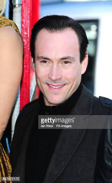 Chris Klein during a photocall to promote his new film American PieReunion