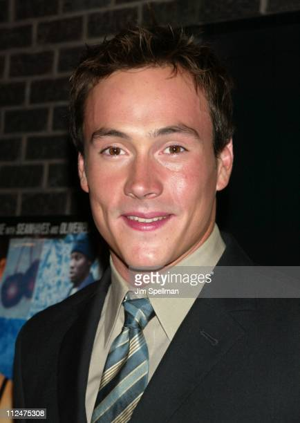 """Chris Klein during """"Pieces of April"""" - New York City Premiere at Landmark's Sunshine Theater in New York City, New York, United States."""
