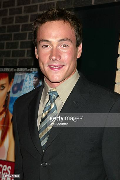 Chris Klein during 'Pieces of April' New York City Premiere at Landmark's Sunshine Theater in New York City New York United States