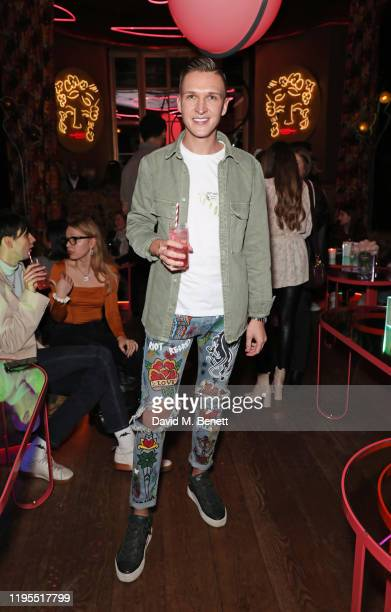 Chris Kowalski attends the launch of Muse by Coco De Mer at Sketch on January 23 2020 in London England