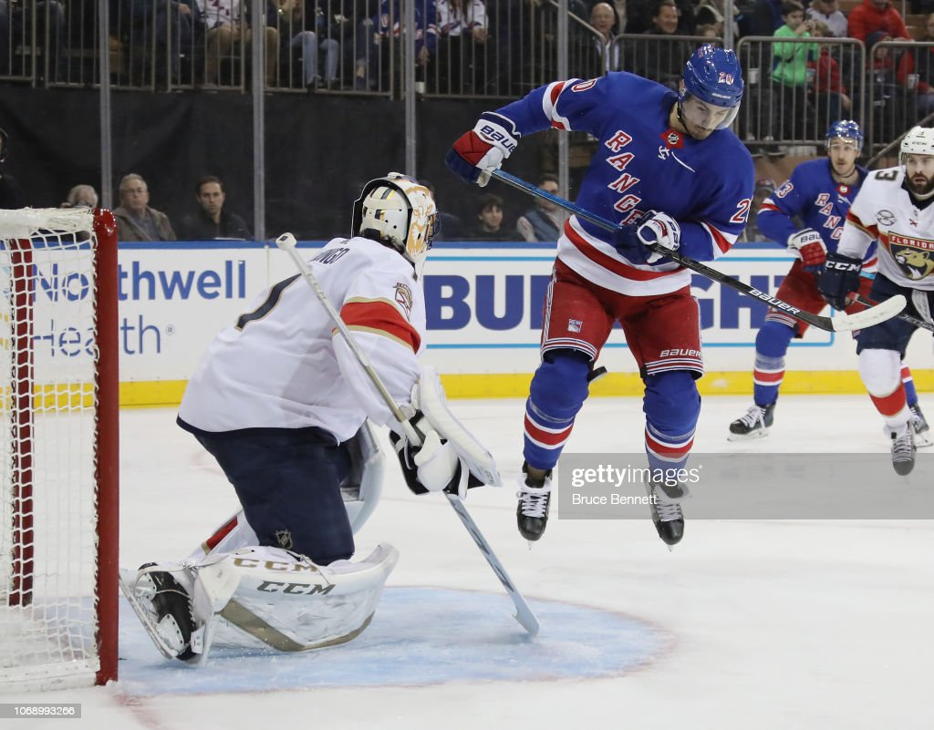 Florida Panthers v New York Rangers : News Photo