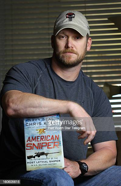 Chris Kyle a retired Navy SEAL and bestselling author of the book American Sniper The Autobiography of the Most Lethal Sniper in US Military History...