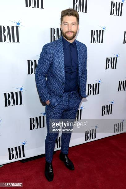Chris Lane attends the 67th Annual BMI Country Awards at BMI on November 12 2019 in Nashville Tennessee
