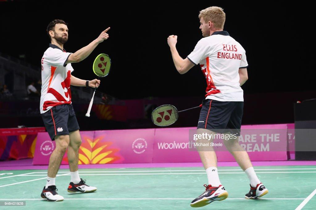 Badminton - Commonwealth Games Day 11 : News Photo