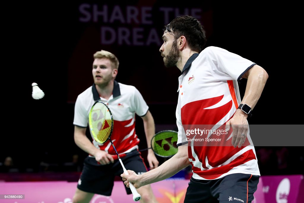 Badminton - Commonwealth Games Day 3 : News Photo