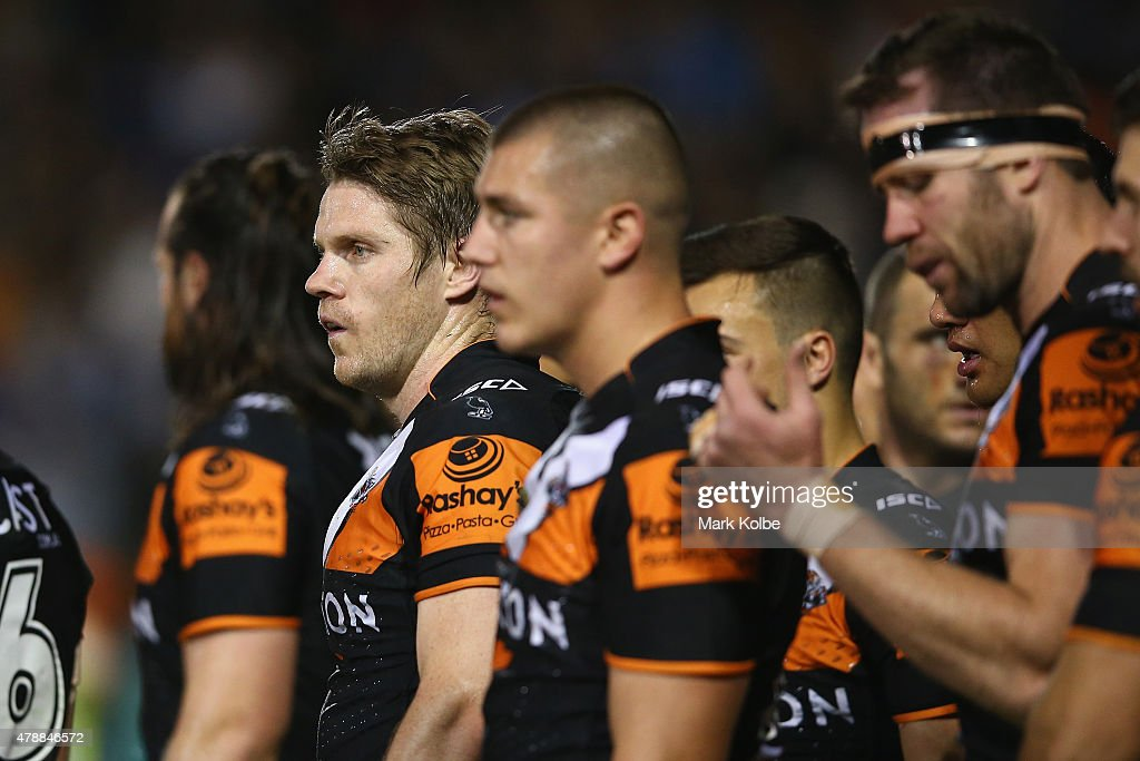 NRL Rd 16 - Tigers v Panthers