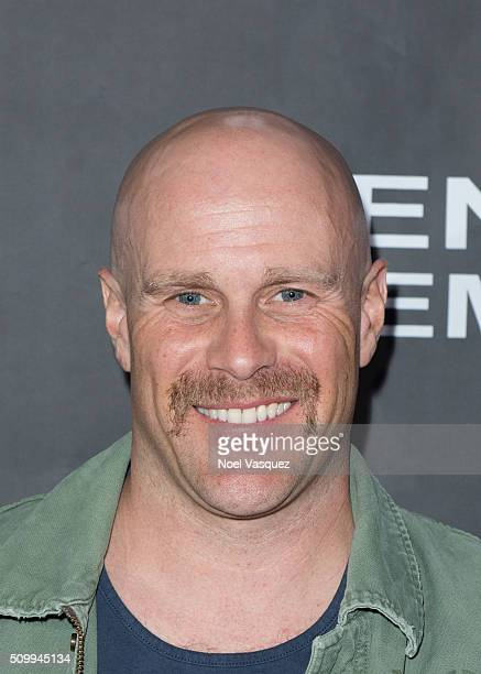 Chris Lemole attends the Cabin Fever Los Angeles Premiere at Arena Cinema Hollywood on February 12 2016 in Hollywood California