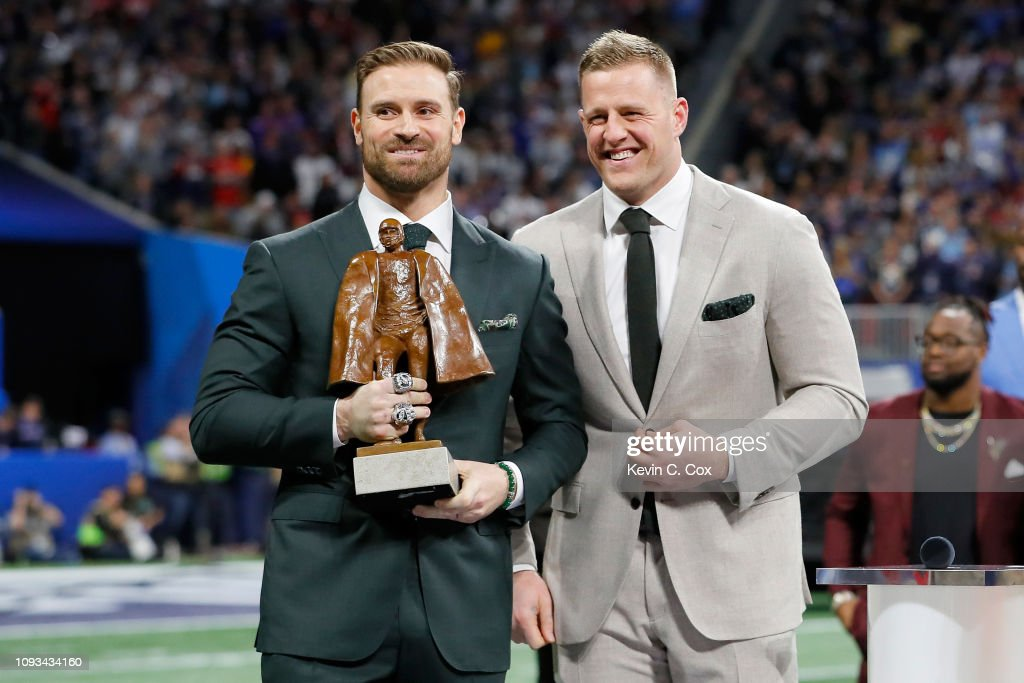 Image result for chris long walter payton award