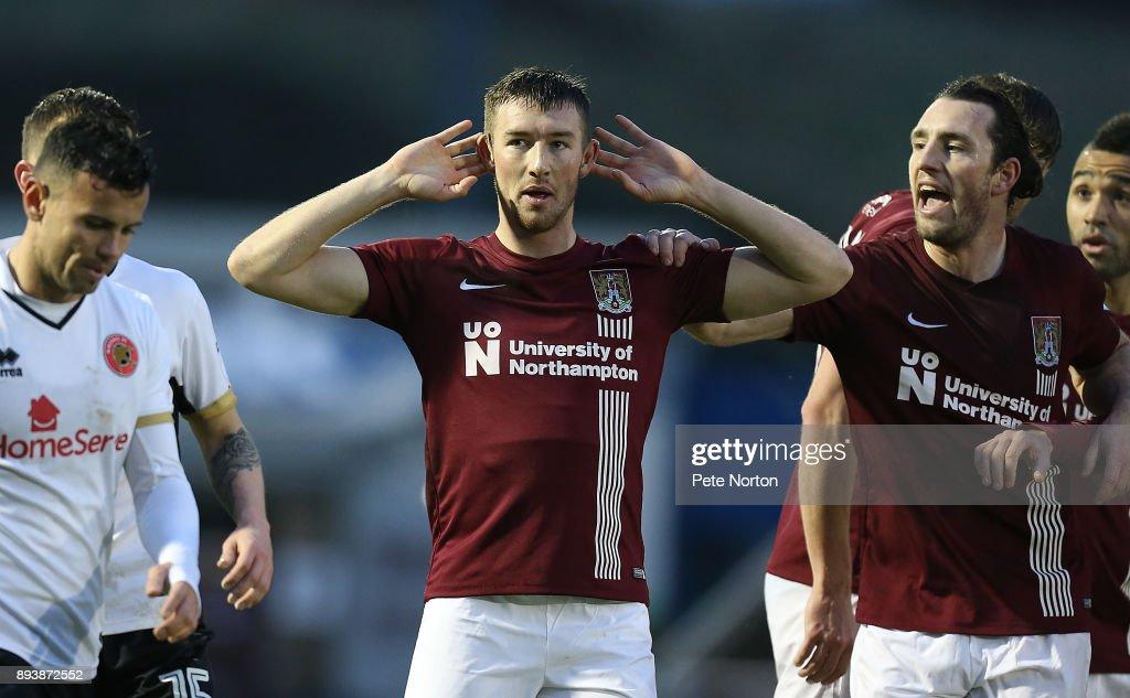 Northampton Town v Walsall - Sky Bet League One