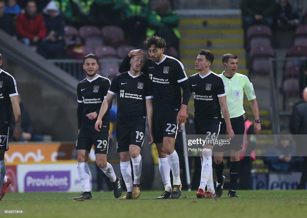 Bradford City v Northampton Town - Sky Bet League One