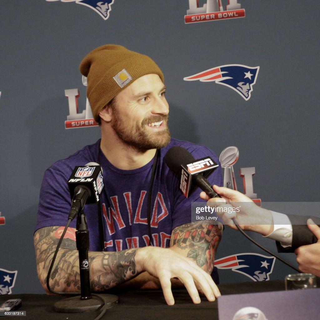 New England Patriots Media Availability