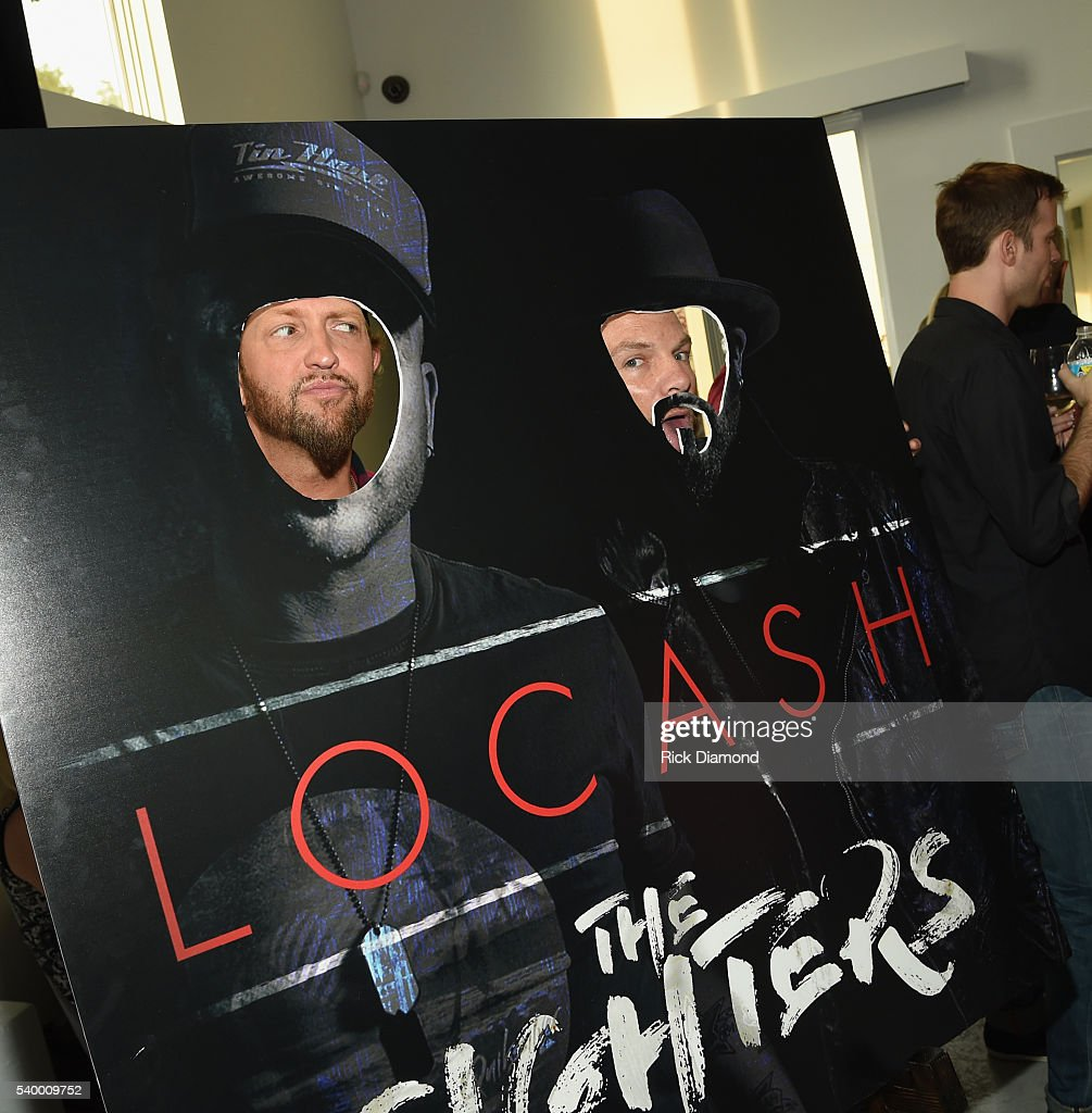 LOCASH - 'The Fighters' Listening Party : News Photo