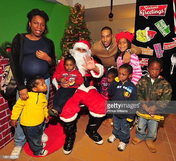 Ludacris Christmas.World S Best The Ludacris Foundation Partners With Jonas