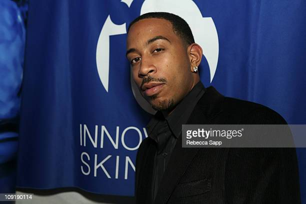 Chris Ludacris Bridges during Innovative Skin Care at Movieline's Hollywood Life 9th Annual Young Hollywood Awards at Music Box at The Henry Fonda...