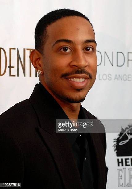 """Chris """"Ludacris"""" Bridges during Los Angeles Confidential Magazine in Association with Morgans Hotel Group Celebrates the 2007 Oscars with Forest..."""