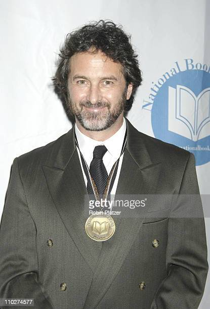 Chris Lynch during The 56th Annual National Book Awards at The Marriott Marquis Hotel in New York New York United States