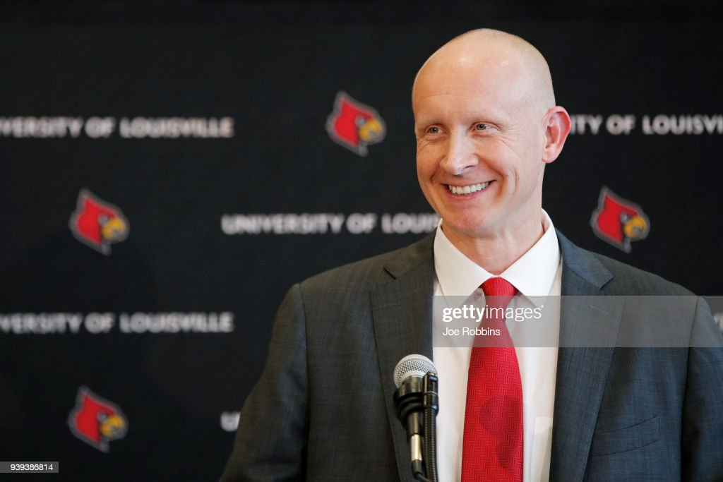 Louisville Introduces Chris Mack as Men's Basketball Coach