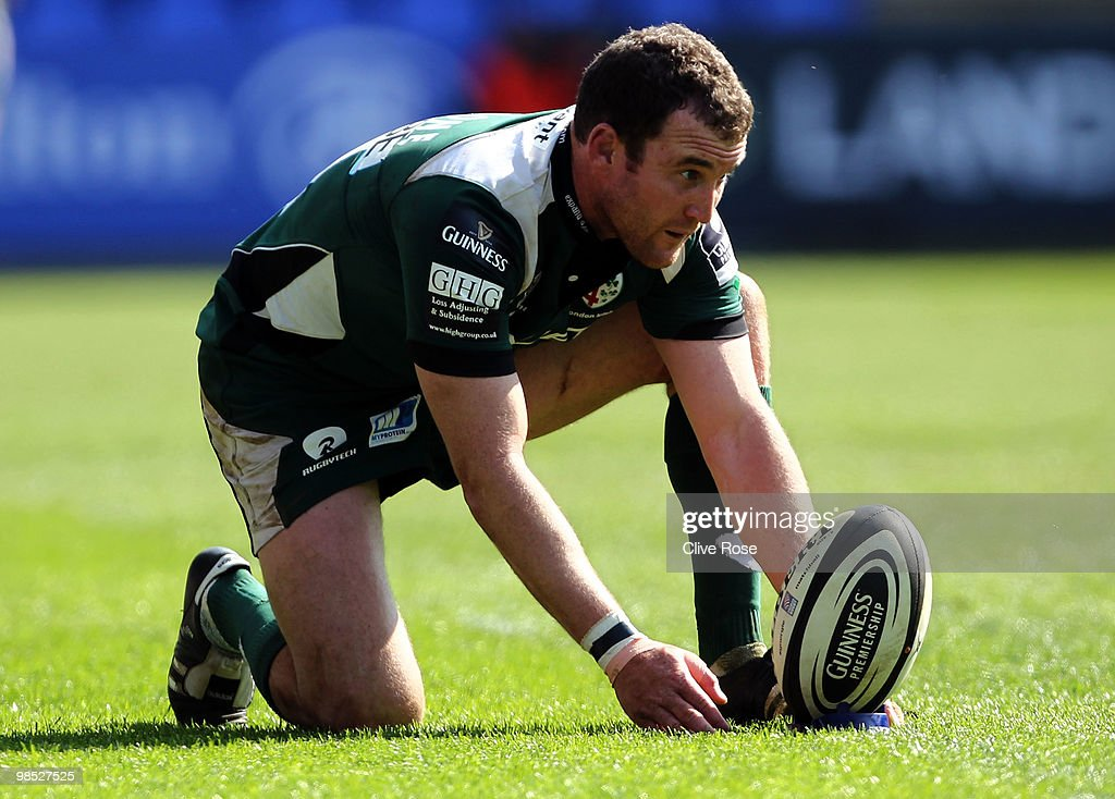 London Irish v Leeds Carnegie - Guinness Premiership