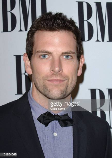 Chris Mann attends the 59th Annual BMI Pop Awards at the Beverly Wilshire Four Seasons Hotel on May 17 2011 in Beverly Hills California