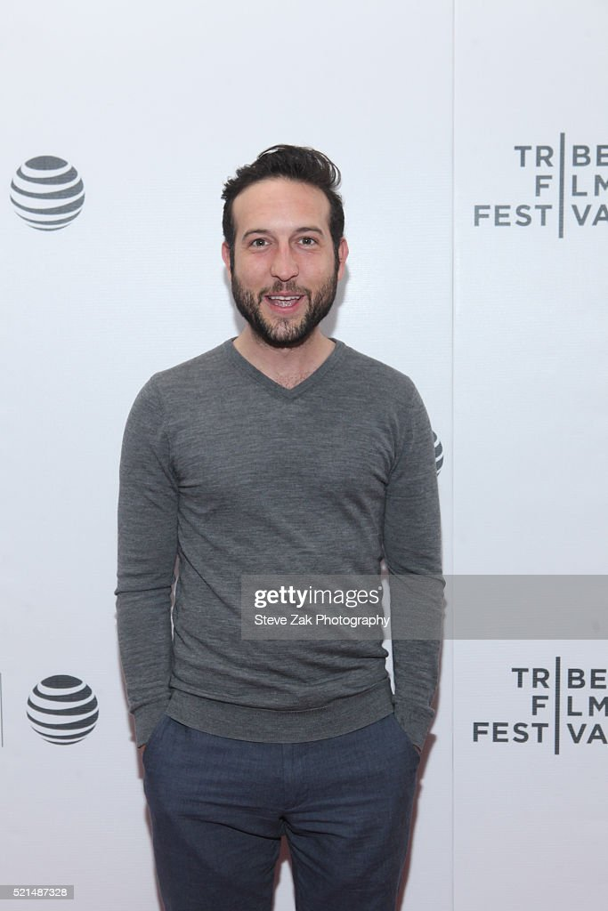 Chris Marquette attends 'Fear, Inc.' premiere during 2016 Tribeca Film Festival at Regal Battery Park 11 on April 15, 2016 in New York City.