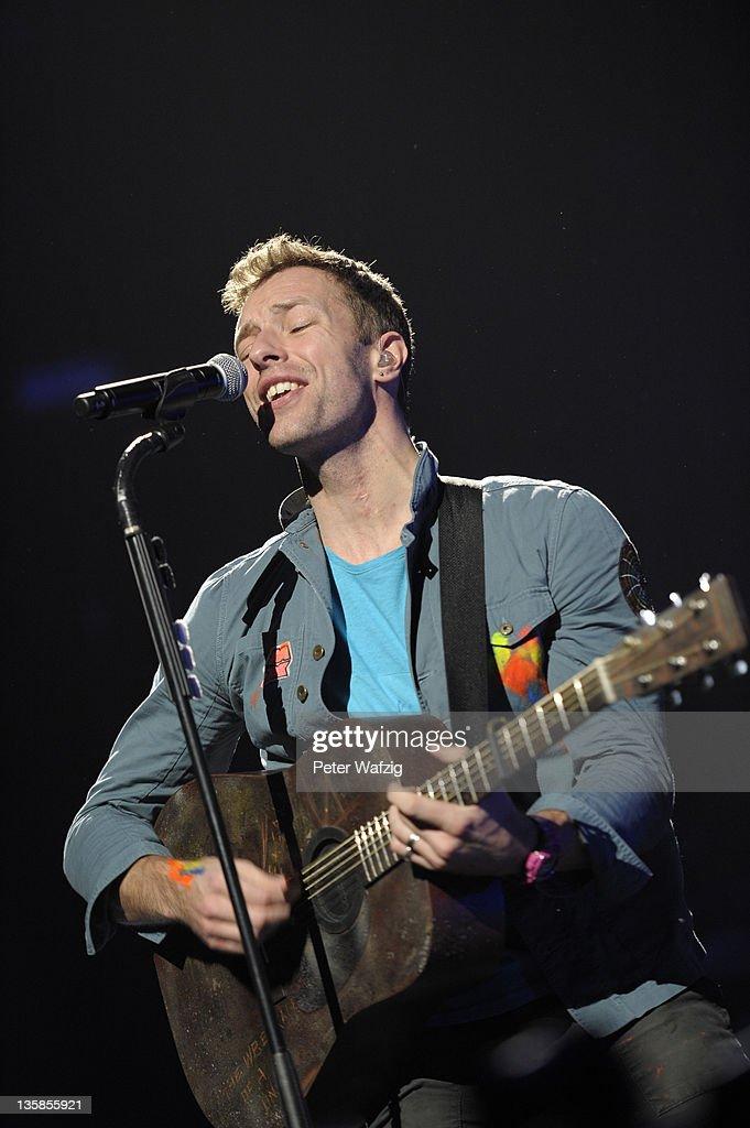 Coldplay In Concert : Nachrichtenfoto