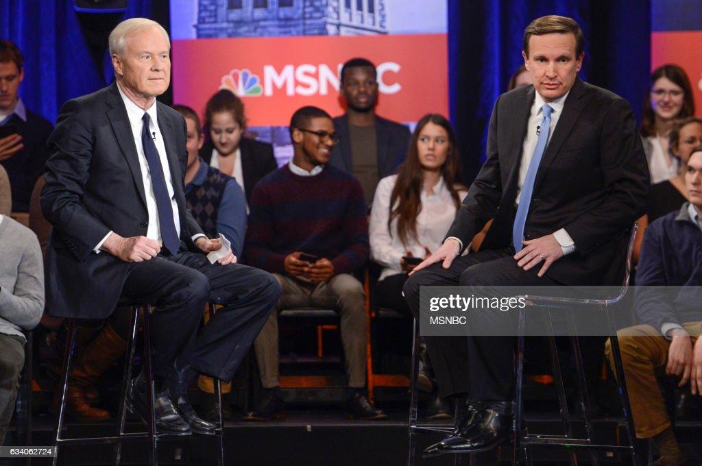 "MSNBC's ""Hardball with Chris Matthews"" - Town Hall at American University"