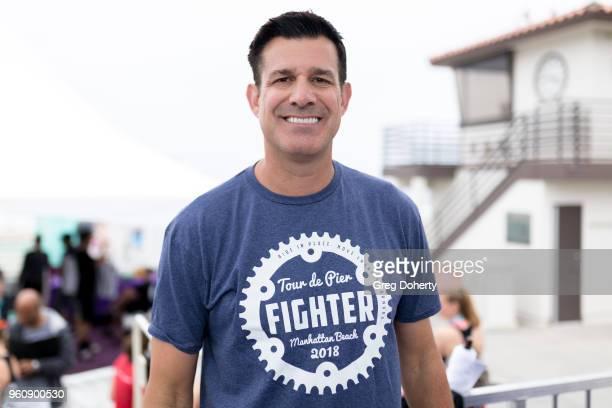 Chris McGee attends the 6th Annual Tour de Pier at Manhattan Beach Pier on May 20 2018 in Manhattan Beach California