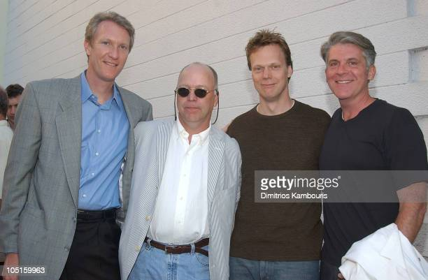 Chris McGurk ViceChair/COO MGM Bingham Ray President United Artists Director Peter Hedges and Producer John Lyons