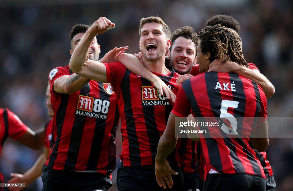 AFC Bournemouth v Sheffield United - Premier League : ニュース写真